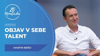 Objav v sebe talent