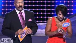 """Family Feud - """"Your Penis"""" Funny Fast Money (Extended)"""