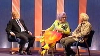 Dame Edna Everage & Madge interview (Parkinson, 1998)