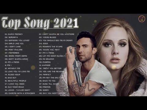 Maroon 5, Adele, Ed Sheeran, Taylor Swift, Lady Gaga | Top 40 Popular Song 2020 | Top Song This Week