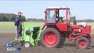 В Омском аграрном научном центре обновили сельскохозяйственную технику