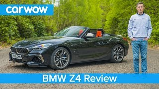 BMW Z4 Roadster 2019 in-depth review | carwow Reviews