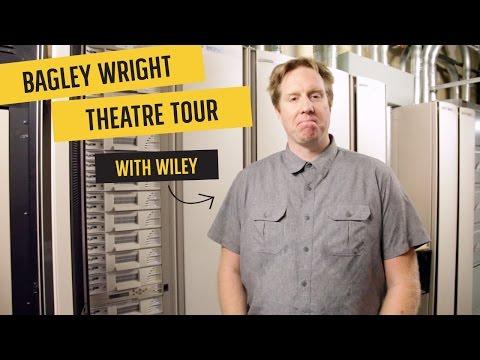 Bagley Wright Theatre Tour