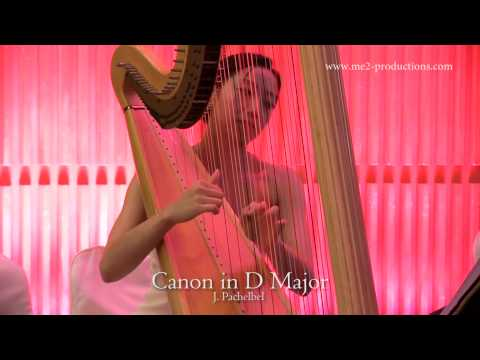 ME2 Demo: Harp & String Ensemble (Canon in D)