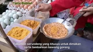 Rahasia cara membuat kerak telor Khas Betawi yang enak