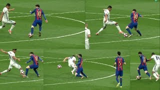 Lionel Messi•The God of Football-Ultimate Dribbling Skills 2016-2017•4K/Ultra HD