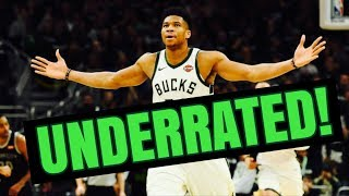 How and Why Giannis Is STILL UNDERRATED!