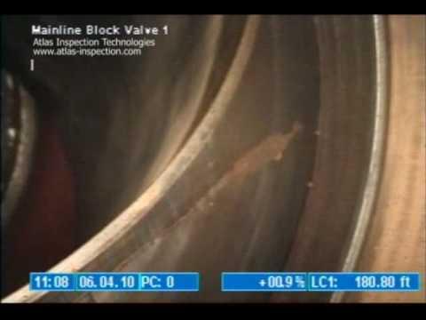 Mainline Block Valve Inspection