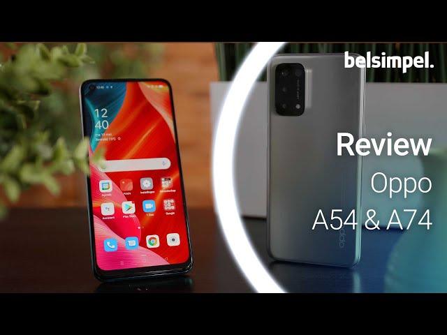 Belsimpel-productvideo voor de Oppo A74 5G