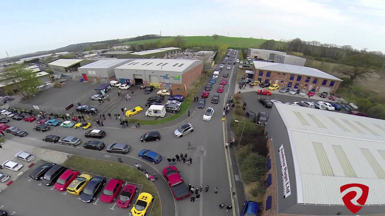 specialist cars of malton breakfast meet 2013 gmc