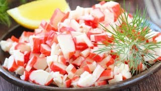 What Is Imitation Crab Meat Actually Made Of?