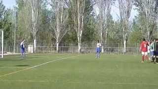 Video gol Dani (C.D.Tajo) 4-1