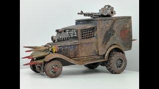 Mad Max Monday! Episode 3 - Matchbox Garage / Kyamsil Designs