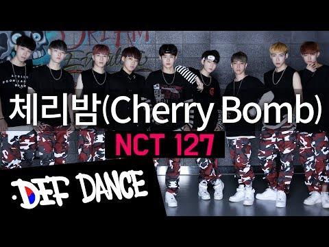 [댄스학원 No.1] NCT127 (엔시티127) - 체리밤 KPOP DANCE COVER / 데프수강생 월말평가 방송댄스 안무 가수오디션 정보 실용음악 보컬 defdance