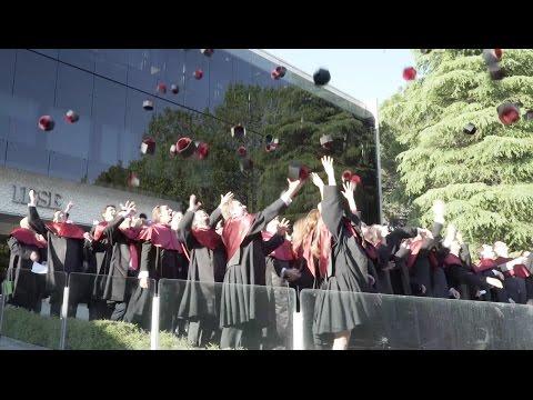 IESE EMBA Madrid. Ceremonia de graduación 2016