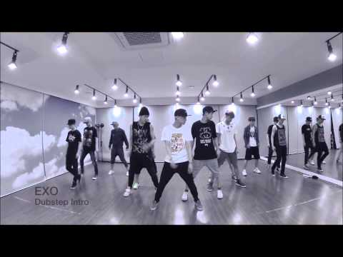 140107 EXO DUBSTEP INTRO [ Hangul + Rom + Eng Subs ]