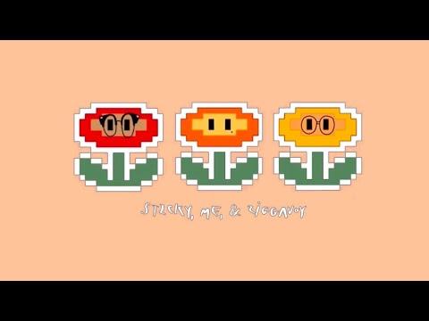 MEYOU - อาจจะ ft. ZiggaRice (Lyrics Video)