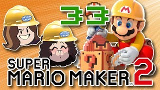 Super Mario Maker 2 - 33 - The Most Calming Thing I've Ever Seen