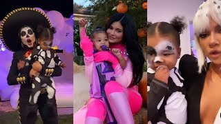 Kids Halloween Party at Kylie Jenner's House