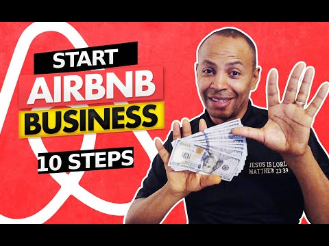 HOW TO START AIRBNB BUSINESS