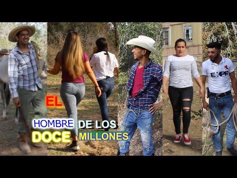 LO APODAN EL DOCE MILLONES CHICAS INTERESADAS SE LLEVAN SORPRESA LECCION DE VIDA- 3ERA PARTE.