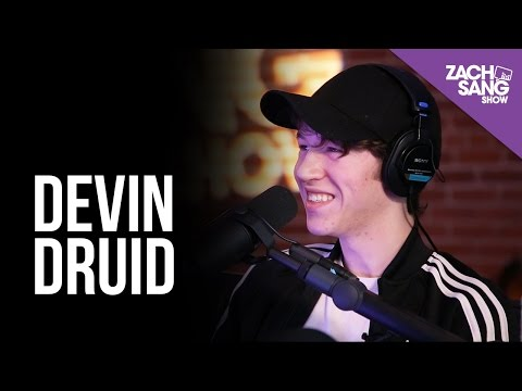 Devin Druid | 13 Reasons Why | Full Interview