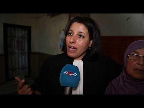 محامية تكشف معطيات مثيرة حول ترجمة مكالمة الزفزافي مع عز الدين ولاد خالى