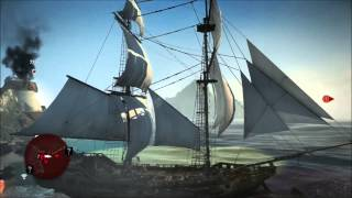 Assassin's Creed 4 Destroy the Fort's Defenses