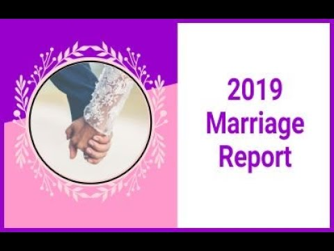 2019 Marriage Prospect