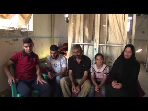 عائلة سعد.. حياة معاناة بلا سعادة