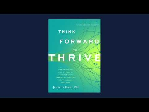 Think Forward to Thrive: Book Trailer