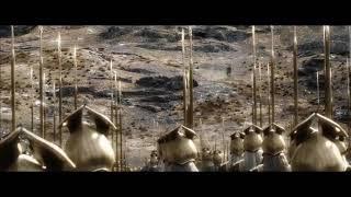 Cảnh Đánh Nhau Hay Nhất Trong Phim Người Hobit 3 Đại Chiến 5 Cánh Quân