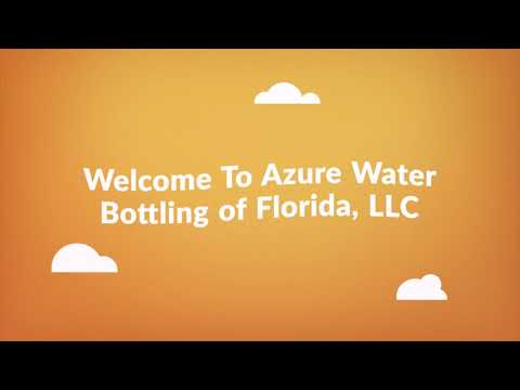 Azure Water Bottling of Florida, LLC