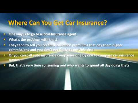 Compare Car Insurance Quotes - Comparing Car Insurance Couldn't Be Easier!