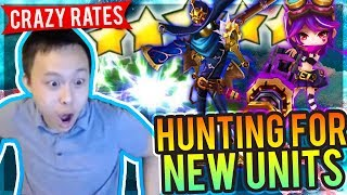 Can We Get NEW Units?! - SNIPER & CANNON GIRL 1st Impressions - Summoners War