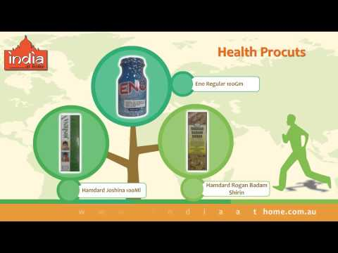 Buy Health Products only at India At Home Store