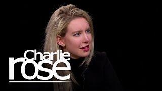 Elizabeth Holmes on Her Billion-Dollar Health Care Idea (June 3, 2015) | Charlie Rose