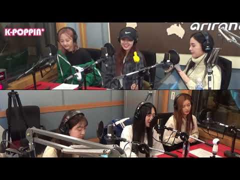 [K Poppin'] SONAMOO (소나무) singing 'I Knew It' in live!