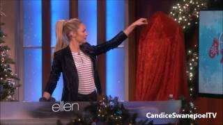 Candice Swanepoel The Ellen DeGeneres Show HD 3D Victoria's Secret