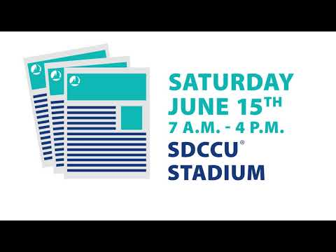 Help Set a New Guinness World Record at the SDCCU Super Shred