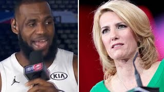 "LeBron James RESPONDS to Fox News Host for Telling Him to ""Shut Up and Dribble"""