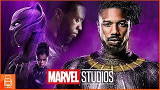Michael B. Jordan Teases Return for Black Panther 2