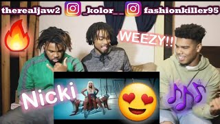 Nicki Minaj - Good Form ft. Lil Wayne (REACTION!!)