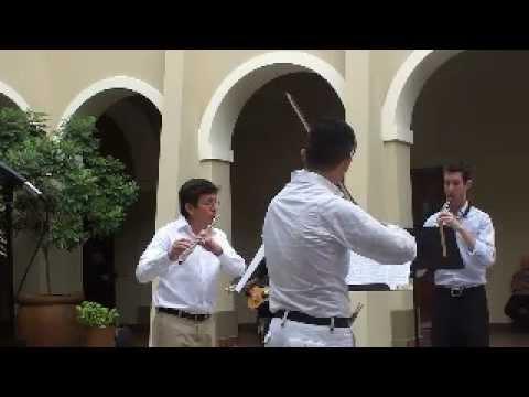 Concierto en Familia presenta a Josue Casillas, flauta [ 1-23-2011 ]