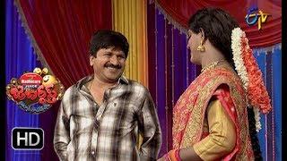 Rocket Raghava Performance | Jabardasth |  21st June 2018 | ETV  Telugu