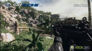 CryENGINE 3 Extended Tech Demo Trailer