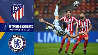 Atlético de Madrid vs. Chelsea: Extended Highlights | UCL on CBS Sports