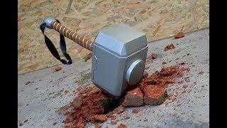 Homemade Thor's Hammer !?