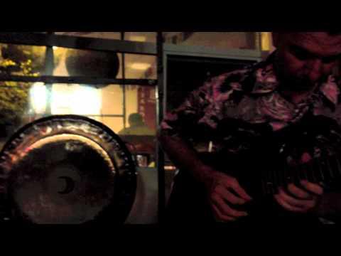Modern Gong Ritual, Live, 24 November 2012