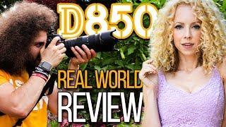 Nikon D850 Real World Review: Better than Canon 5D Mark IV, Nikon D5, Sony A7R II?